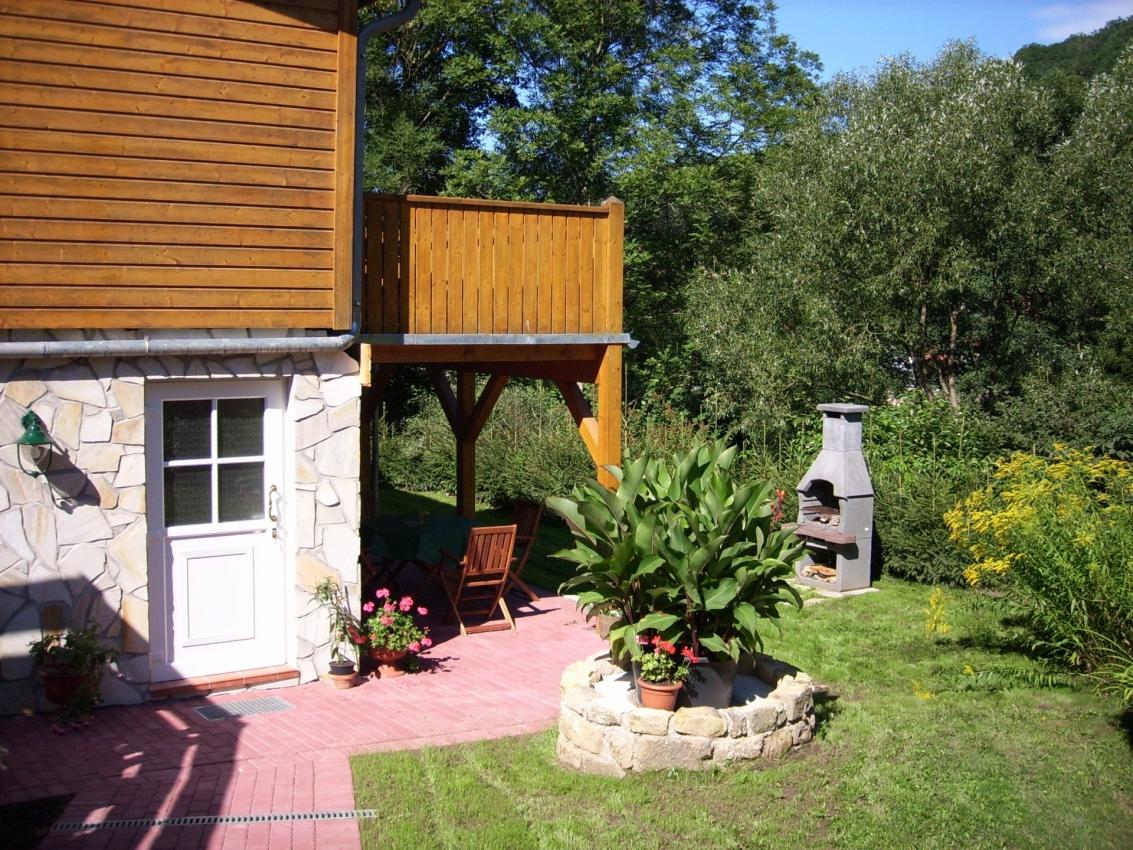 Ferienhaus Wilde in Altenbrak Bodetal Harz
