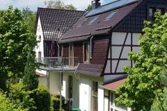 Balkon Südseite
