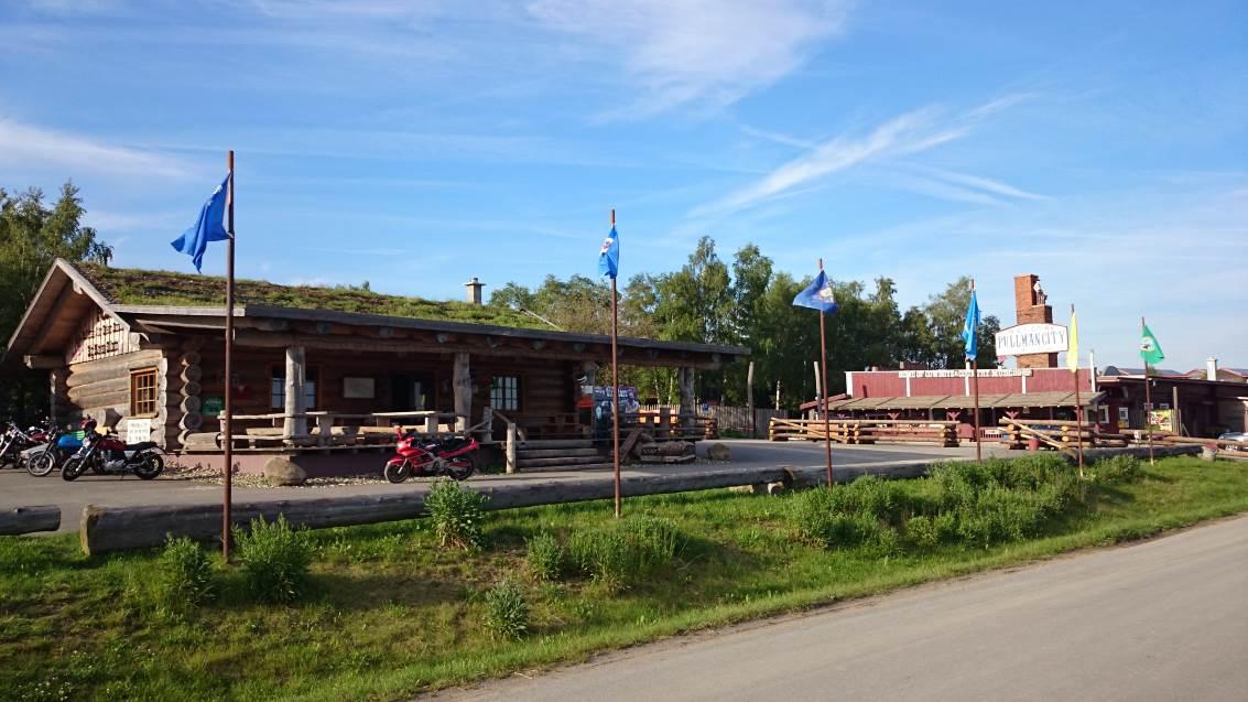 Pullmancity Westernstadt im Harz bei Hasselfelde