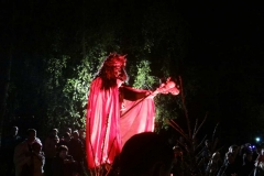 Walpurgis  Teufelsansprache