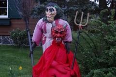 Walpurgis ist der Teufel los